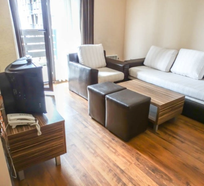 PBA1017 2 bed apartment for sale in Bansko