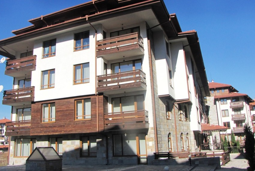 1 bed apartment for sale in Bansko