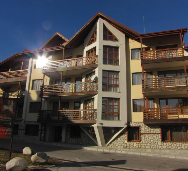 PBA1005 1 bed flat for sale in Bansko