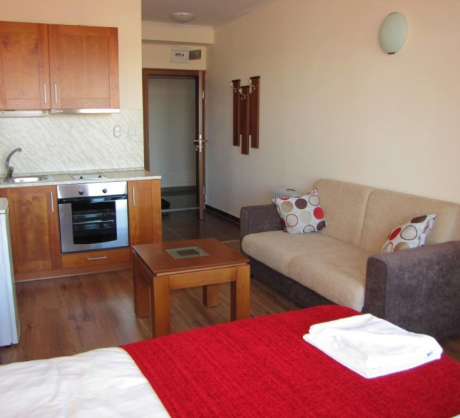 PBA1013 Studio for sale in Bansko