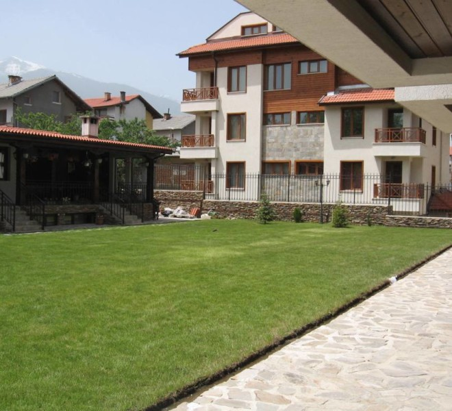 PBA1016 Apartment in Bansko for sale