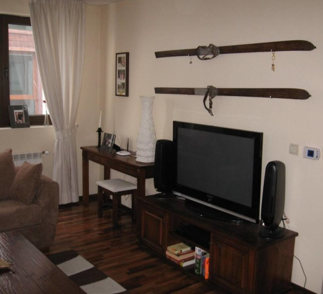 PBA1016 1 bed apartment for sale in Bansko