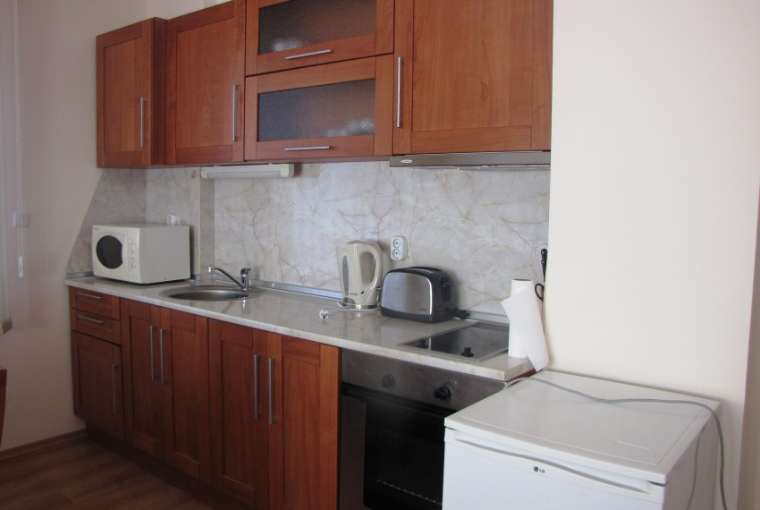PBA10032 bed flat for sale in bansko