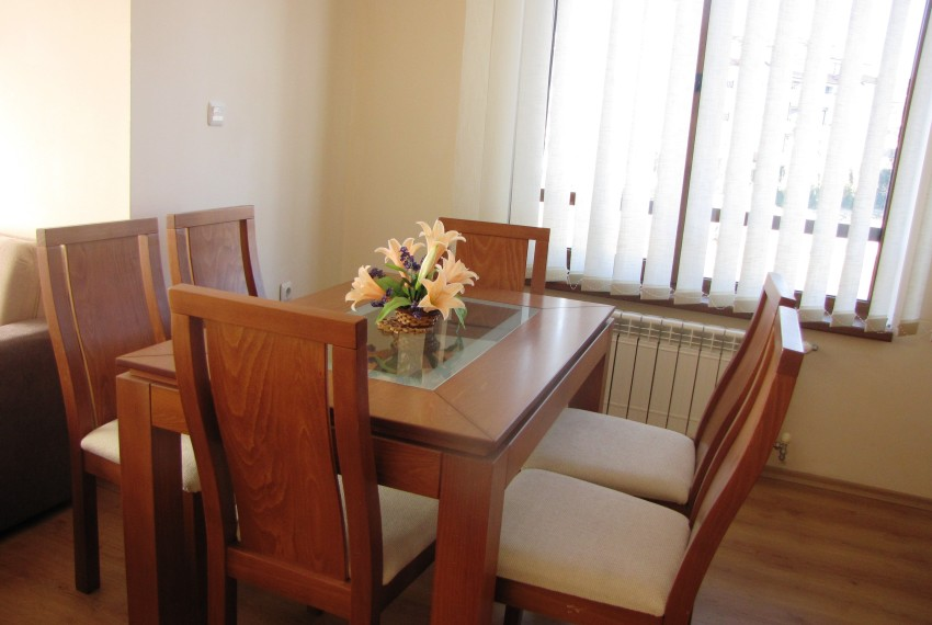 PBA1003 2 bed flat for sale in bansko