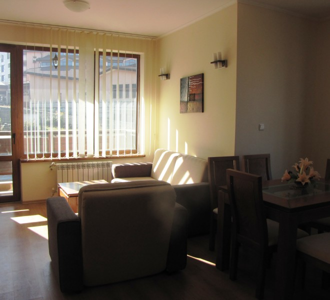 PBA1003 2 bedroom apartment for sale in Bansko