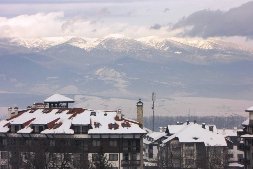 PBA1025 Studio for sale in Bansko