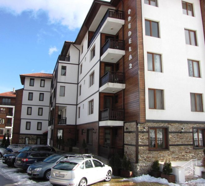 PBA1020 1 bed apartment for sale in Bansko