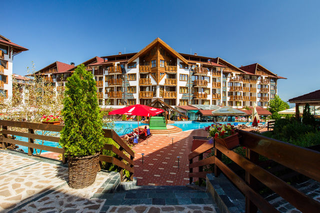 1 bed apartments for sale in Belvedere Holiday Club Bansko