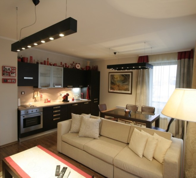 PBA1036 2 bed apartment for sale in Bansko