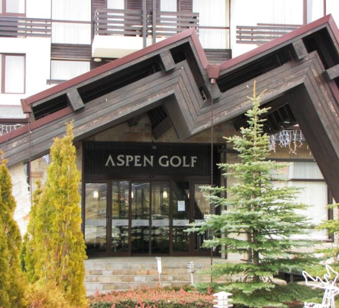 1 bed apartment for sale in Aspen Golf