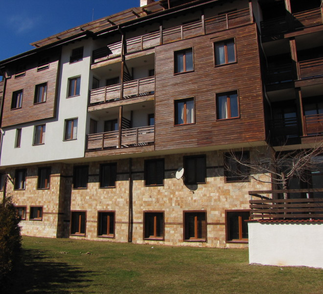 Studio for sale in Pirin Heights Bansko