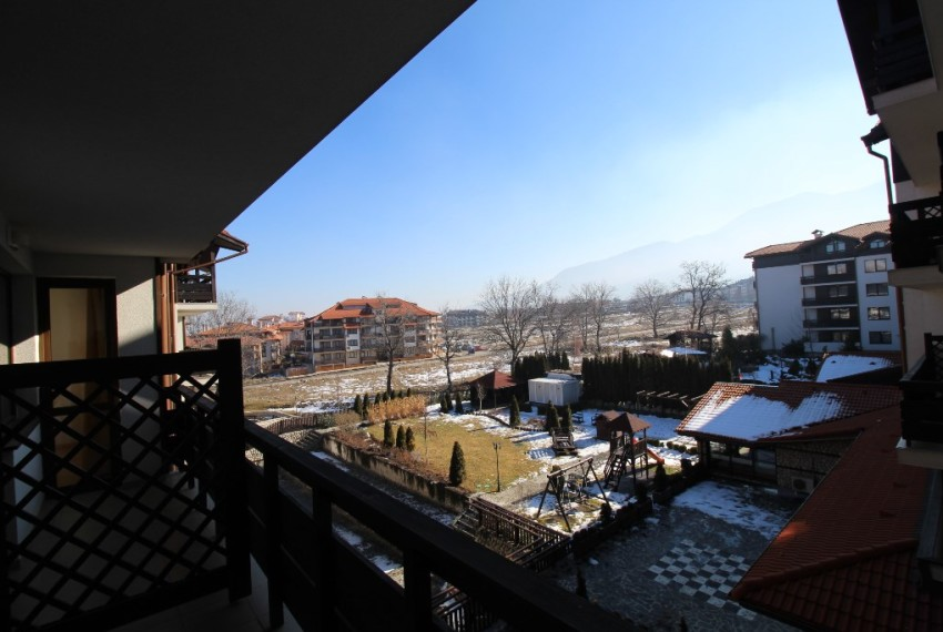 PBA1047 studio for sale in Mountain Paradise Bansko
