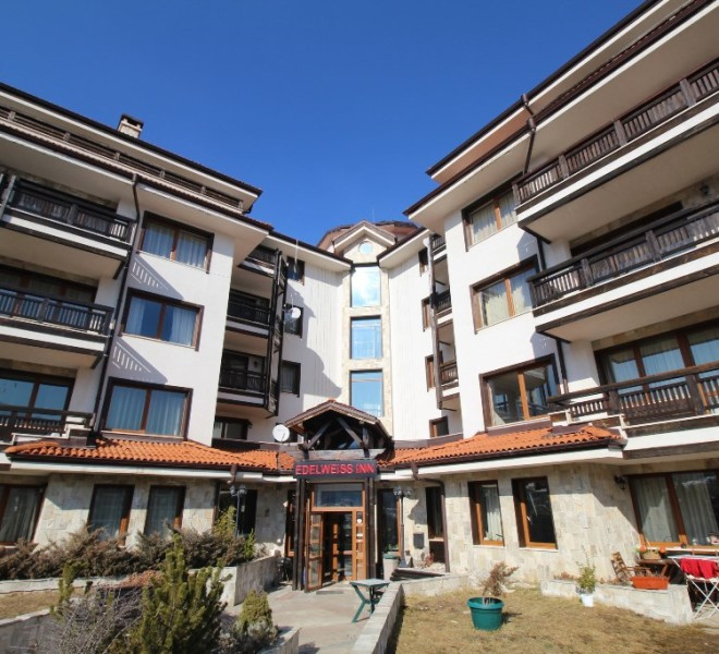 1 bed apartment for sale in Edelweiss Inn Bansko