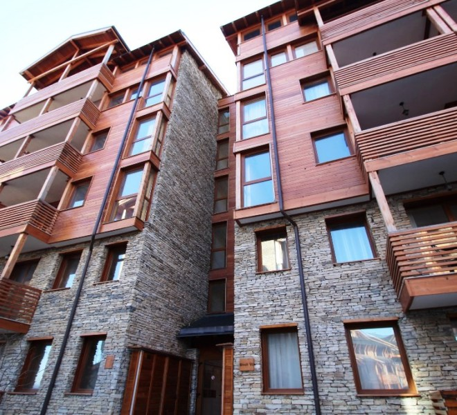 1 bed apartment in St Ivan Ski & Spa Bansko