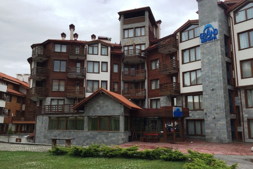 1 bed apartment for sale in Grand Montana Bansko