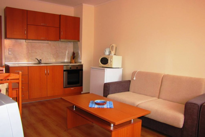 PBA1058 1 bed apartment for sale in Cedar Lodge 3 Bansko
