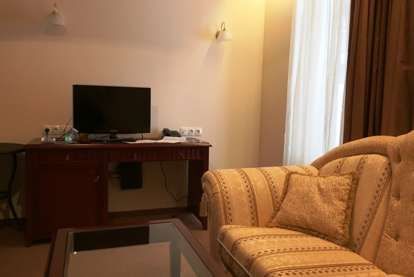 PBA1054 1 bed apartment for sale in Downtown Bansko