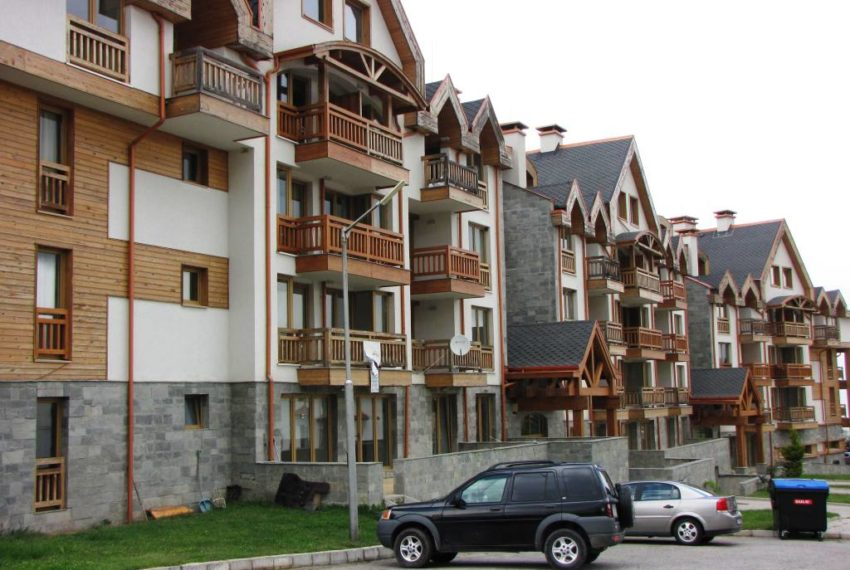 Studio for sale in St John Park Bansko