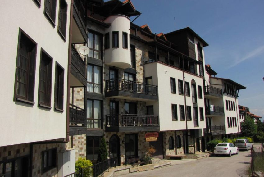 Studio for sale in Knights Lodge Bansko