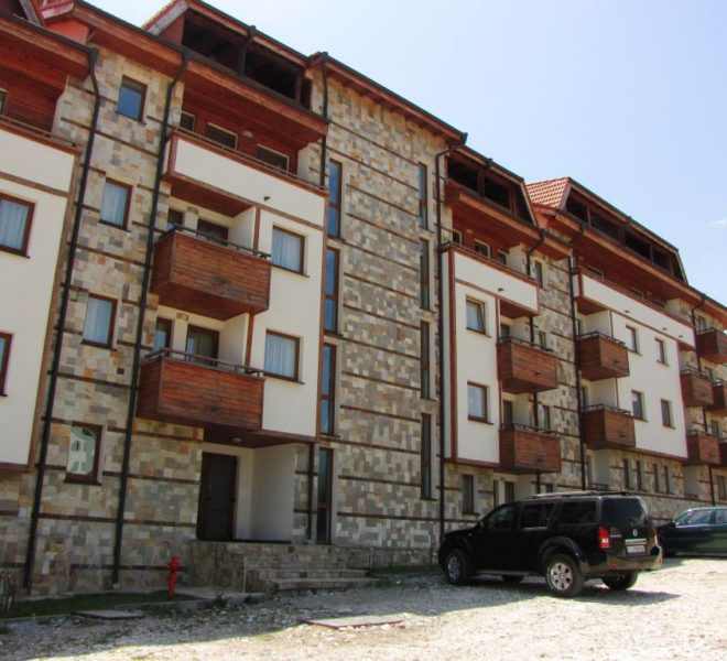 PBA1076 1 Bedroom Apartment for Sale in Bansko