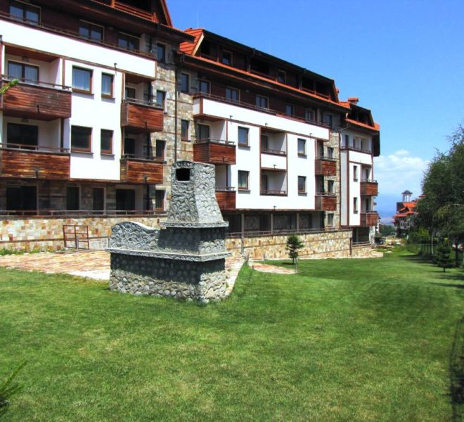 1 Bedroom Apartment for Sale in Bansko