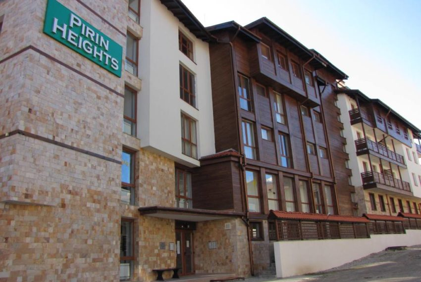 1 bedroom for sale in Pirin Heights Bansko