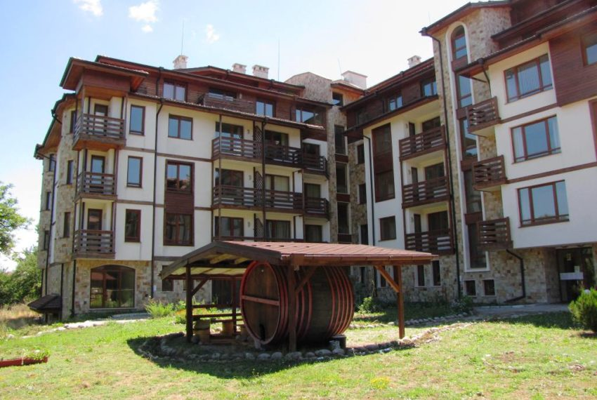 PBA1079 Studio for sale in Sapphire Residence Bansko