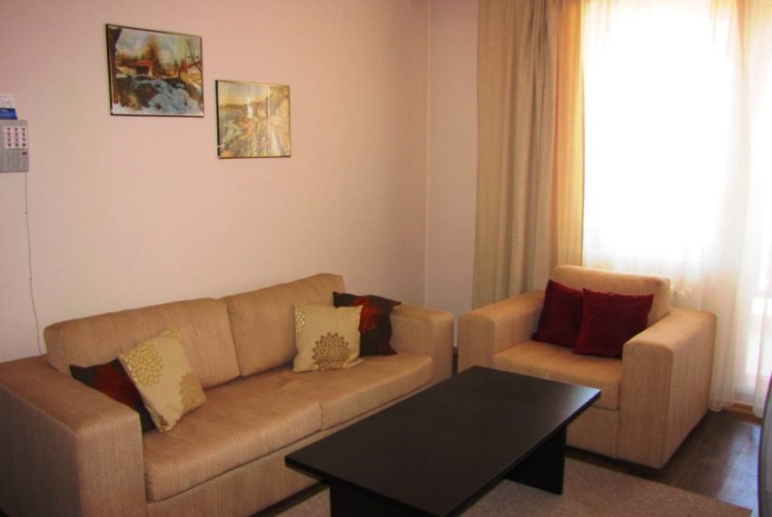 1 bed apartment in Bansko Royal Towers for sale