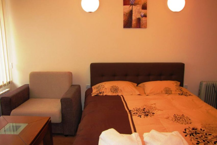PBA1088 Studio apartment for sale in Cedar Lodge 4 Bansko