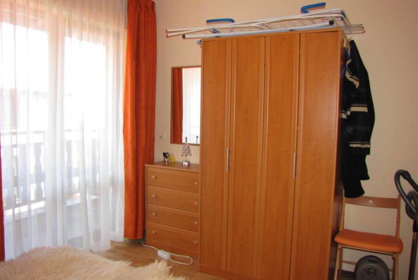 PBA1086 1 bedroom apartment for sale in Knights Lodge Bansko