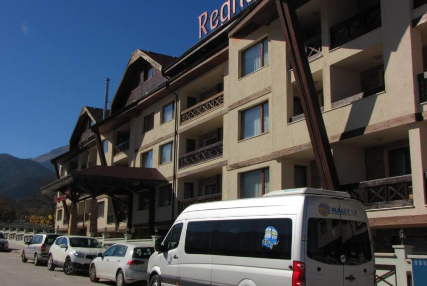 PBA1091 1 bedroom apartment for sale in Regnum Bansko