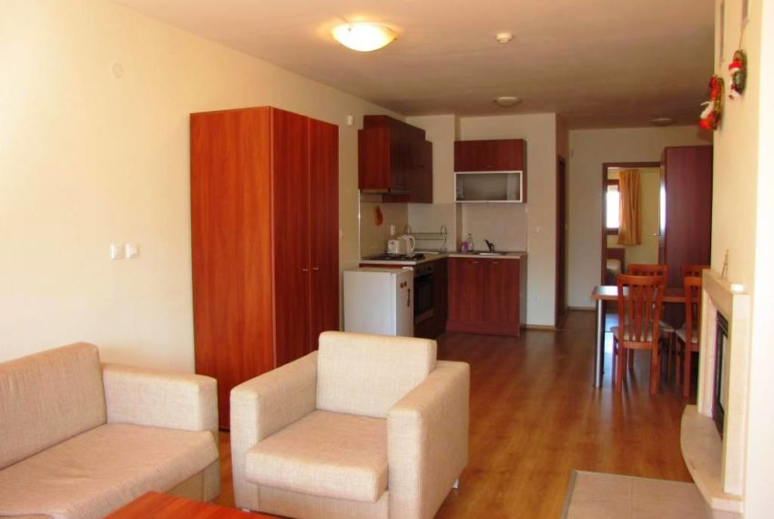 PBA1085 2 bedroom apartment for sale in New Inn Bansko