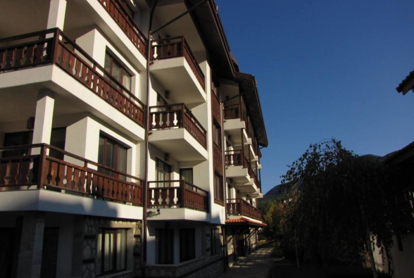 2 bedroom apartment for sale in Winslow Infinity & Spa Bansko