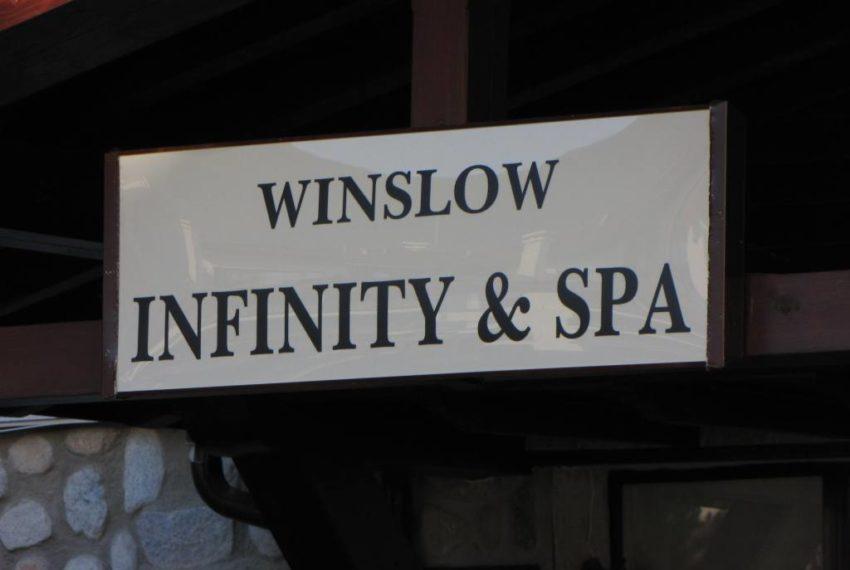 PBA1090 2 bedroom apartment for sale in Winslow Infinity & Spa Bansko