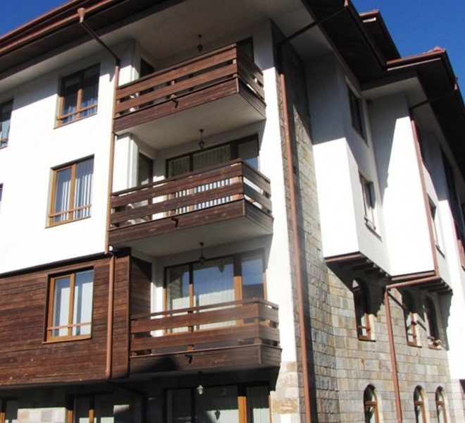 1 bed apartment for sale in Cedar Lodge 3 Bansko