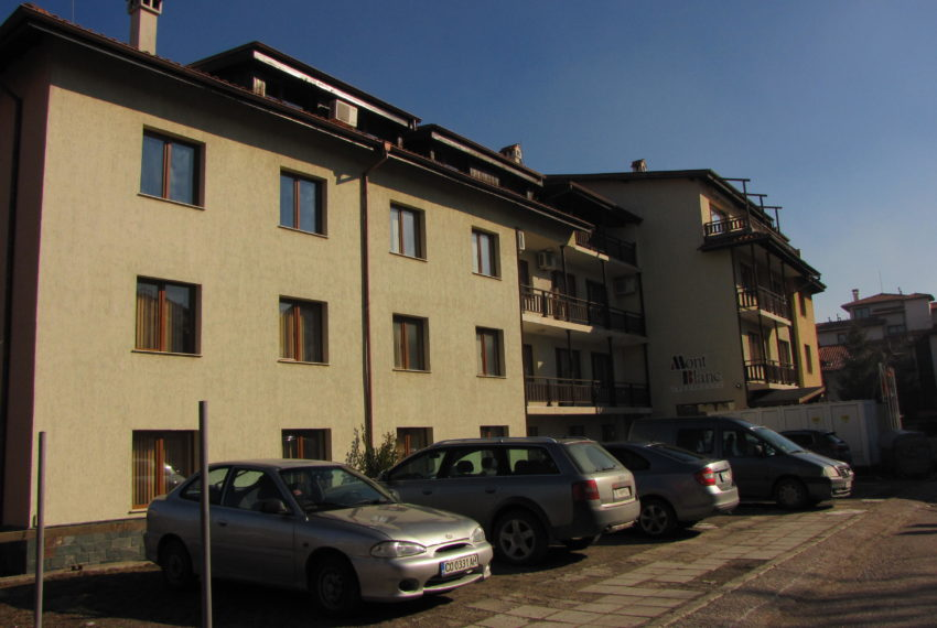 PBA1087 1 bedroom apartment for sale in MontBlanc Bansko