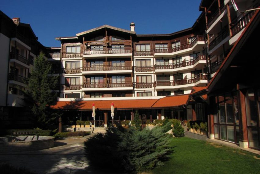 PBA1100 1 bedroom apartment for sale in Winslow Infinity and Spa Bansko
