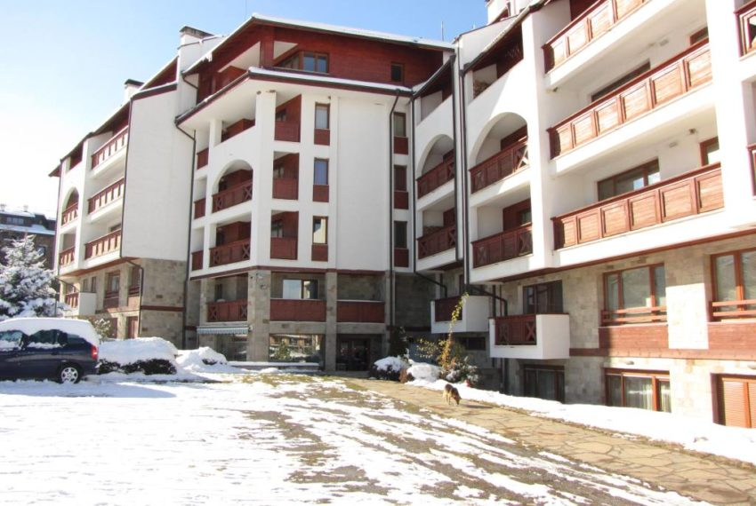 2 bedroom apartment for sale in Pirin Lodge Bansko