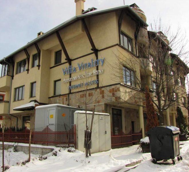 1 bedroom apartment for sale in Vila Vitality Bansko