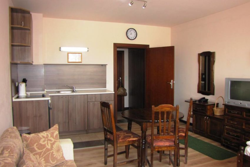 PBA1093 Studio apartment for sale in Royal Bansko