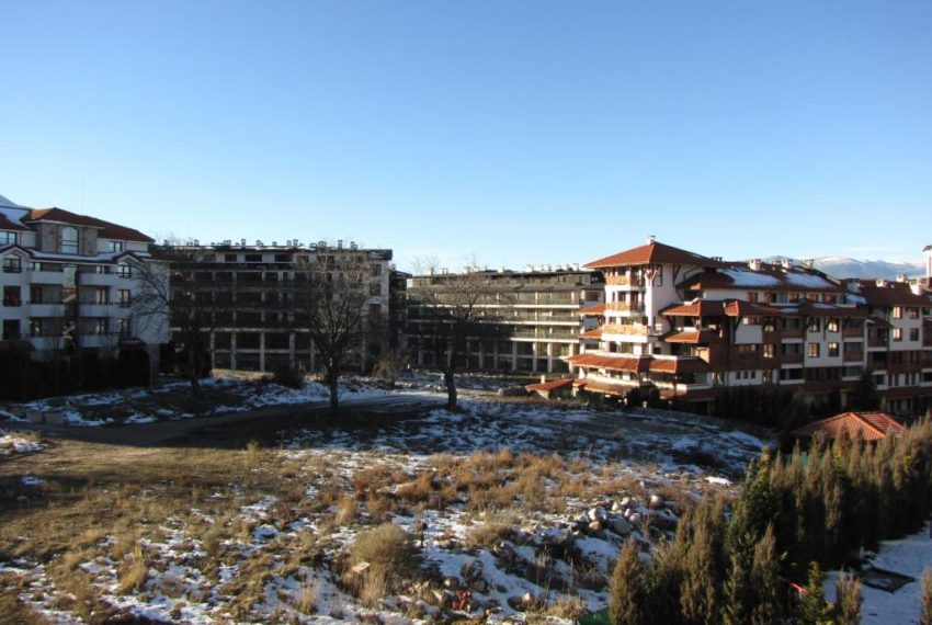 PBA1097 1 bed apartment for sale in Cedar Lodge 3 Bansko