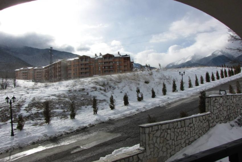 PBA1106 2 Bed Apartment for Sale in All Seasons Club Bansko