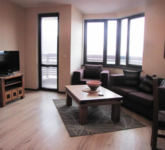1 bed apartment for sale in All Seasons Resort Bansko
