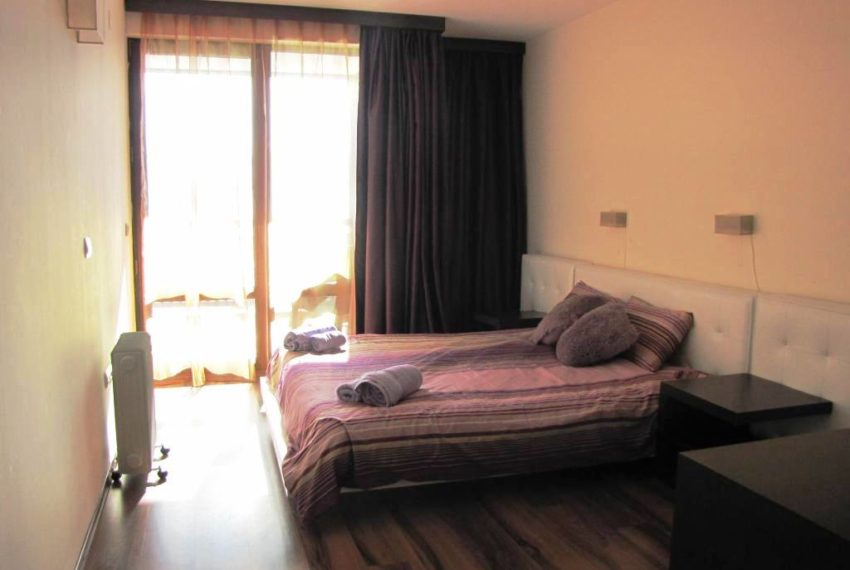 PBA1107 1 bed apartment for sale in Bansko