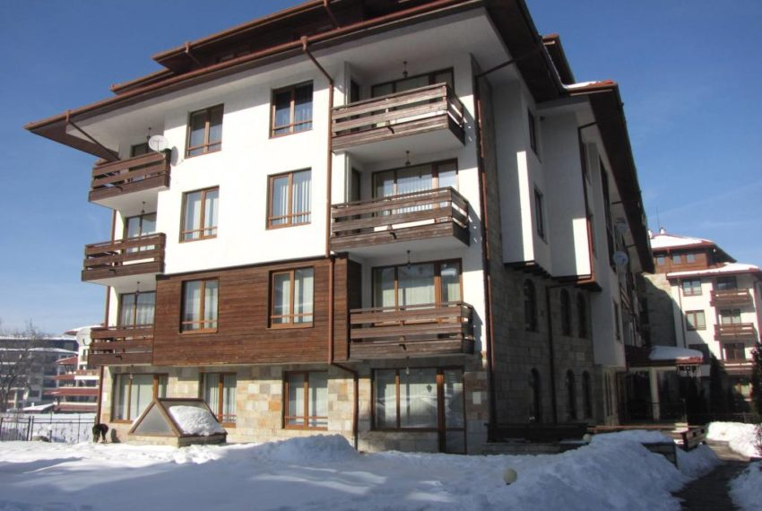 Studio for sale in Cedar Lodge 3 Bansko