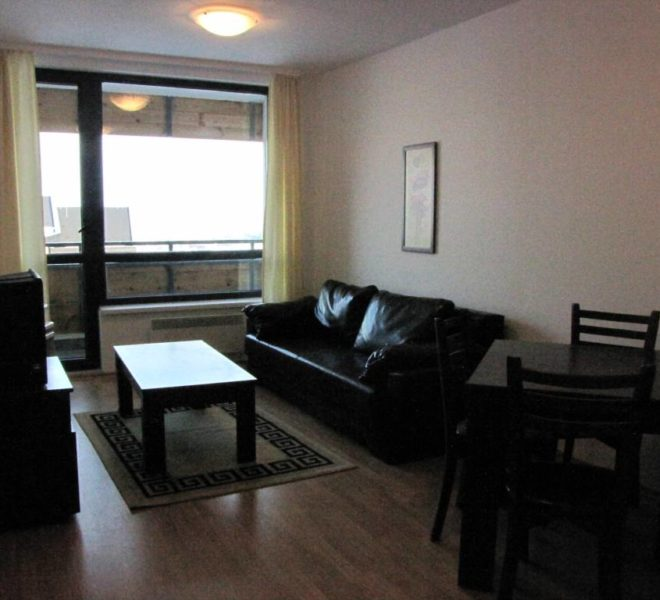 PBA1110 1 bedroom apartment for sale in Aspen Heights near Bansko