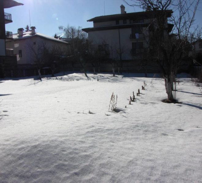 PBL0001 Regulated plot of land for sale in Bansko