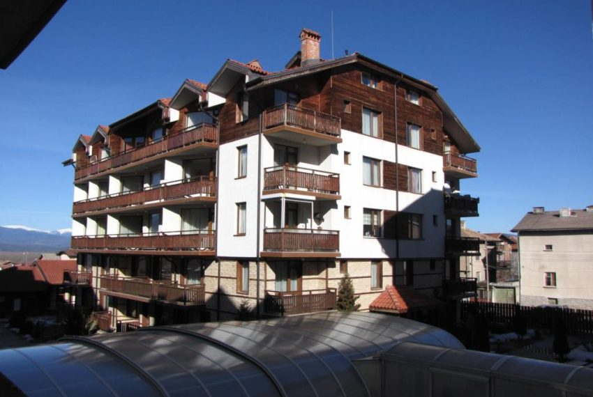 1 bed apartment for sale in Four Leaf Clover Bansko
