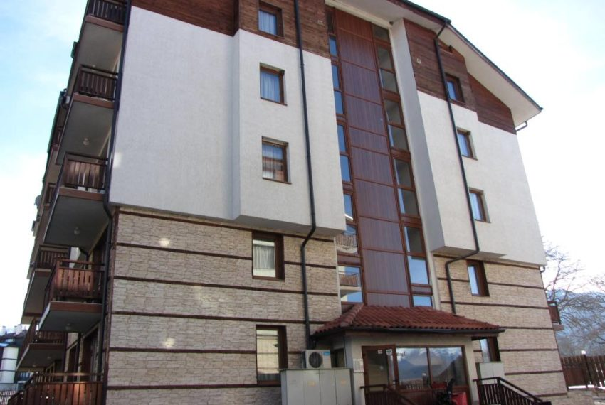 Studio for sale in Four Leaf Clover Bansko