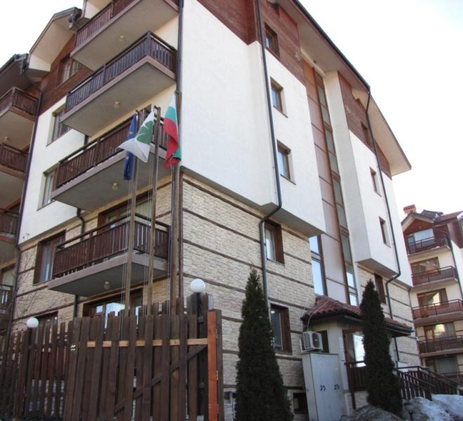 1 bedroom apartment for sale in Four Leaf Clover Bansko
